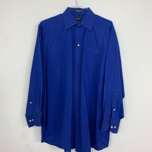 Nautica comfort stretch button down